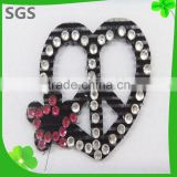 Self-stick bangs tape,butterfly shape magic hair clip