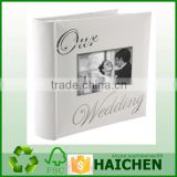 Newest Wholesale Scrapbook Happy Wedding Photo Albums, DIY Latest Wedding Photo Album