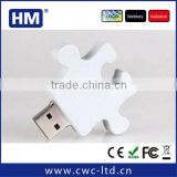 custom design mini puzzle shapeusb pen drive for promotion gift                                                                         Quality Choice
