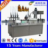 Auto glass vial bottle filling machine,syrup filling line for glass bottles