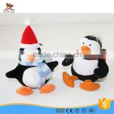 cheap small christmas stuffed penguin toy                                                                         Quality Choice