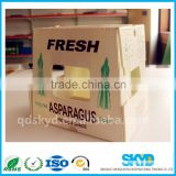 LETTUCE vegetable packaging box customised