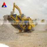 gold mines mobile crusher, quarry equipment from mobile crusher factory