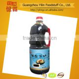 Price competitive 1.8L Japanese non-GMO dark Soy Sauce brands with HACCP and ISO