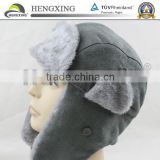Custom Winter Knitted Hat Pom Bomber Hats Wholesale
