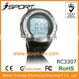 precise low cost stopwatch water resistant 7-language solar powered watch radio controlled