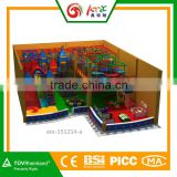 Professional supplier of indoor children playground with low price