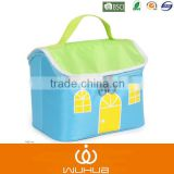 fashion cute house pattern Baby Milk Bottle Bag cooler bag drink bag