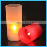 blowing motion sensor LED candle light for home party wedding Christmas decorations and promotion gifts