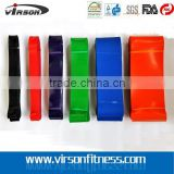 NRB010 Ningbo Virson 41'' Length Series Latex Resistance Band, Resistance Loop Bands