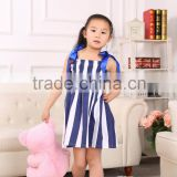 baby girl dress in blue color latest design baby girl frock girl party dress children frocks designs