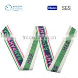 High Tenacity Good Quality/ Multipurpose and Customized custom jacquard elastic waistband