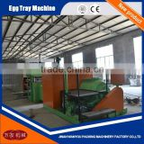 machine using waste paper as raw material to make egg tray/egg carton