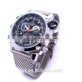 MINI Camcorder Built in 8GB 1080P DV DVR Wrist Watch Camera Digital Video Recorder YS Compass