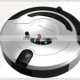 3 in 1 robot vacuum cleaner factory robotic floor cleane with CE,ROHS ,good performance smart robot vacuum cleaner KRV208
