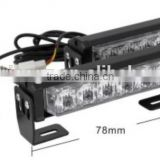 Emergency Vehicle LED Traffic Advisor Strobe Light bar, LED Directional Warning Light Bar(SR-DL-127-2B)1W per LED