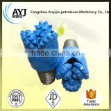 roller cone bit API hard steel tooth tricone drill bit