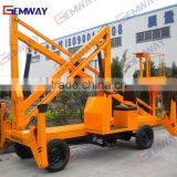 13.5m Vehicle mounted spider boom lift for sale
