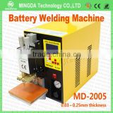 The spot welder Manufacturer MINGDA MD-2005 0.25mm Nickel 18650 spot welding tips