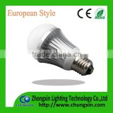 2014 Energy Saving Eco-friendly E27 gu10 5W Cree bombilla led hiway hid bulbs