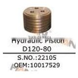 Hydraulic piston D120-80 OEM10017529 Schwing piston for putzmeister concrete pump spare parts sany zoomlion cifa junjin