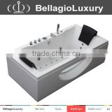 Factory price bathroom glass surfing pool massage bathtub