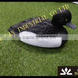 Full body used duck decoy for hunting