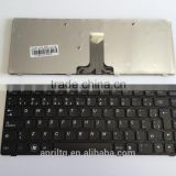 brand new and original laptop keyboard for LENOVO Z380 Z480 Z485 G480 G485 BLACK FRAME BLACK Layout BR US RU AR