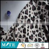 two side brush printed polar fleece for baby blanket/polyester blanket