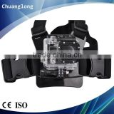 2014 Top Sale Extrme Sports Gopro Elastic Body Chest Straps Mount Accessories