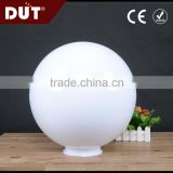 Decorative acrylic globe lampshade Waterproof plastic ball lamp cover round light cover