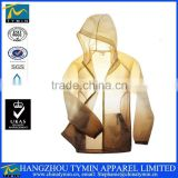 Breathable Lightweight Running Jacket Windbreaker Jacket With Hood