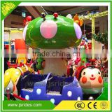 used amusement park trains for sale electric lady bug train 8 seats lady bug rides for sale