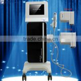2014 newest factory supply high intensity focus ultrasound HIFU for anti aging wrinkle removal skin lifting beauty equipment