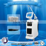 Combined fractional laser skin rejuvenation treatment 1550-nm erbium glass