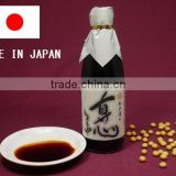Soy sauce 100% made in japan