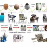 Disc centrifuge separator machine for coconvirgin coconut oil disc centrifut production line