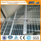 High quality Galvanized steel grating for stairway / steel bar grating for factory