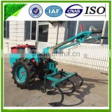 Diesel Engine Walking Tractor Hoe Cultivator Tiller Weeder, Cultivating Tractor Weeder
