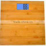 High Precision Bamboo Bathroom Body Scale