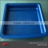 Thermoforming type plastic tray