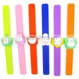 Waterproof Silicone slap watch