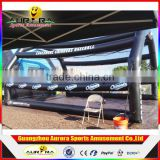 Best selling inflatable softball batting cage for Baseball Training with Net
