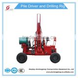 pile driver and drilling rig combo drilling rig driller pavement drilling machine on sale