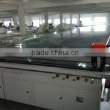 IECHO Composites Flatbed Digital Cutter for Inflatable Racing Boats with PVC Fabrics