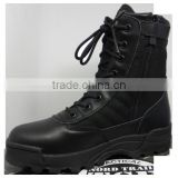 newly cheap top quality OEM/ODM wear-resisting police swat tactical boots FT-2119B