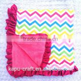 Boutique new style soft organic baby child cotton blanket manufacturer of muslin swaddle blanket