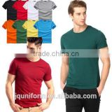 China Apparel Wholesale Men Clothing Blank High Quality Longline Tall Men's Cotton t shirts