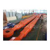 Double Acting Telescopic Hydraulic Cylinders 1000KN-11m , Hydraulic Hoist