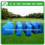 Popular new products tactical inflatable paintball bunkers